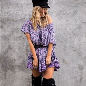 Spell & the Gypsy Collective Kombi Flutter Dress S